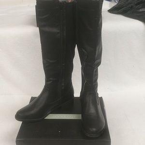 Sociology Women's Knee High Boots (CF22)